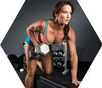 Team BetaTOR and IFBB Pro Erin Stern