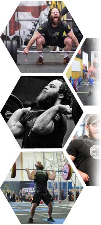 Invictus Weightlifting Coach & CrossFit Games Athlete Jared Enderton